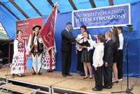 Uroczystości w Szkole Podstawowej w Krauszowie