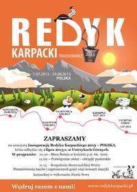 1 lipca rusza Redyk Karpacki w Polsce