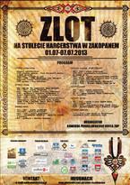 Zlot na 100-lecie Harcerstwa w Zakopanem