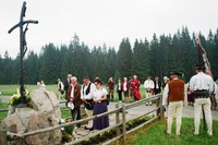Szliśmy śladami Ojca Świętego w Tatrach