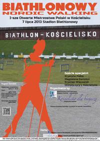 Już w niedzielę Biathlonowy Nordic Walking