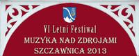 VI Letni Festiwal Muzyka nad Zdrojami – Szczawnica 2013