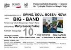 Koncert pt.: SWING, SOUL, BOSSA-NOVA