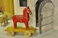 Wystawa zabawek regionalnych