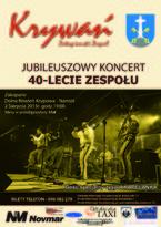 40-lecie zespołu Krywań