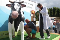 XIII Mistrzostwa Polski w dojeniu sztucznej krowy