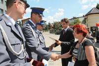 Samorząd Miasta podziękował Policjantom