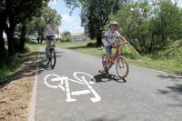 Ścieżka rowerowa w Nowym Targu coraz dłuższa