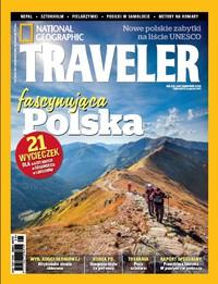National Geographic Traveler ze szlakiem tatrzańskim