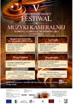 V Międzynarodowy Festiwal Muzyki Kameralnej