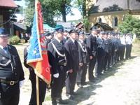 Jubileusz Orkiestry Dętej OSP w Krościenku n.D.