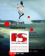 Jerzy Treit - malarstwo