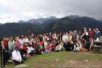 Spotkanie w Sanktuarium MB Jaworzyńskiej - Królowej Tatr na Wiktorówkach
