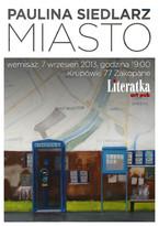 Wystawa pt. MIASTO