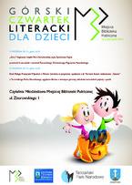 Górski czwartek literacki dla dzieci
