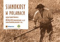 """Sianokosy – zespół """"Polaniorze"""""""