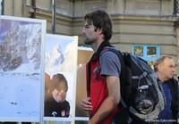 Otwarcie wystawy fotografii i spotkanie poświęcone Maćkowi Berbece
