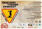 Światowy Tydzień Zwierząt 2013