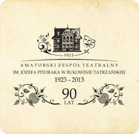 90 lat Amatorskiego Zespołu Teatralnego