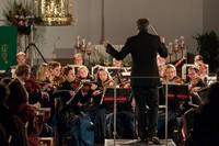Orkiestra Akademii Beethovenowskiej w Kosciele Św. Krzyża w Zakopanem