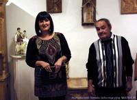 Wystawa rzeźby Andrzeja Kuźmy