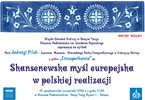 Skansenowska myśl europejska w polskiej realizacji