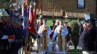 Uroczyste przekazanie relikwii Św. Floriana