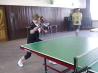 Młodzieżowy Turniej Tenisa Stołowego