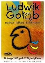 "Wystawa ""Ludwik Gołąb - twórca, lalkarz, kolekcjoner"""