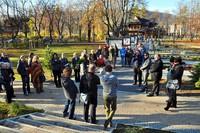 """""""Zakopane w PRL"""" - czyli pierwsza wystawa w parku miejskim."""
