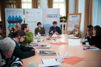 Konferencja prasowa poprzedzająca IV Międzynarodowe Forum Górskie
