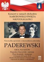 Paderewski Król Pianistów