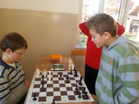Turniej Rabczańskiej Międzyszkolnej Ligi Szachowej