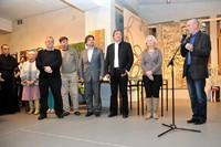 """Wernisaż wystawy """"Projekty artystyczne inspirowane Tatrami"""""""