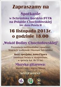Wokół Doliny Chochołowskiej
