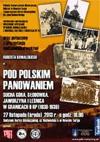 """""""POD POLSKIM PANOWANIEM"""""""