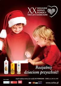 Wigilijne Dzieło Pomocy Dzieciom