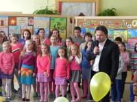 """""""Radosna Szkoła""""- wesołe dzieci"""