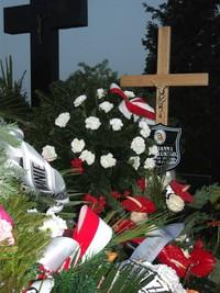 Pogrzeb Marianny Popiełuszko Matki Patrona szkoły