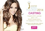 Casting na Miss Polonia 2014
