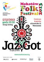 Koncert zespołu JazGot