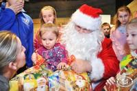Święty Mikołaj sprawił niespodziankę