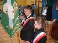 Święto Patrona w Szkole Podstawowej