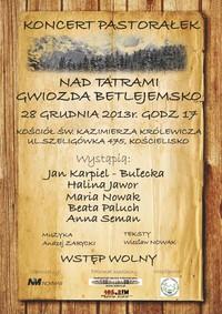 """Nad Tatrami Gwiozda Betlejemsko"""