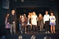 Młodzi aktorzy z STO na deskach Teatru Witkacego