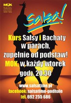 Kursy salsy i bachaty