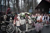 """Pożegnaliśmy Andrzeja Urbaniaka """"Bułecke"""""""
