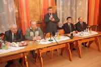 Opłatek Podhalańskiej Wspólnoty Samorządowej