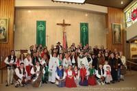 Spotkanie Opłatkowe Koła nr 54 Kościelisko