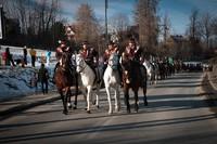 Rozpoczął się Góralski Karnawał w Bukowinie Tatrzańskiej